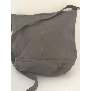 Vintage tasker i læder og skind Læderprojektet